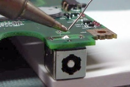 Laptop Netbook DC Power Jack Repair Service